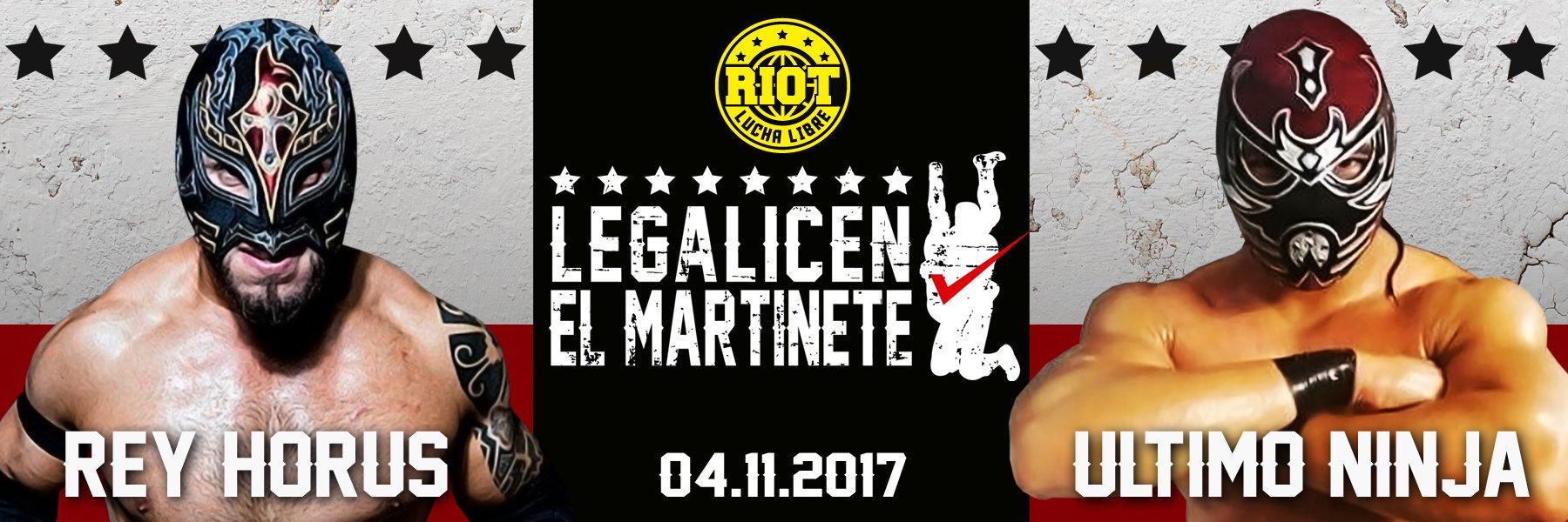 """""""Legalicen El Martinete"""" (#11)"""
