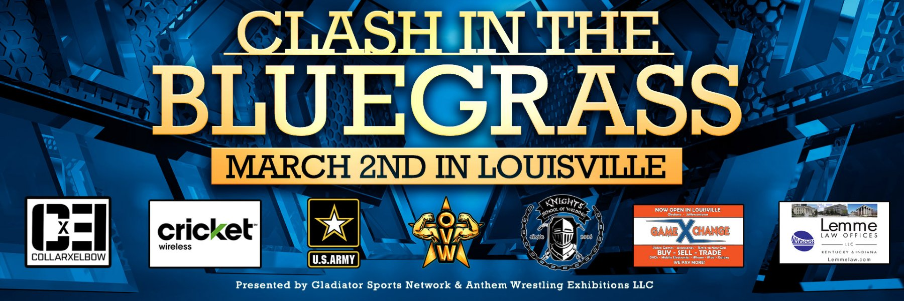 Clash in the Bluegrass 2019