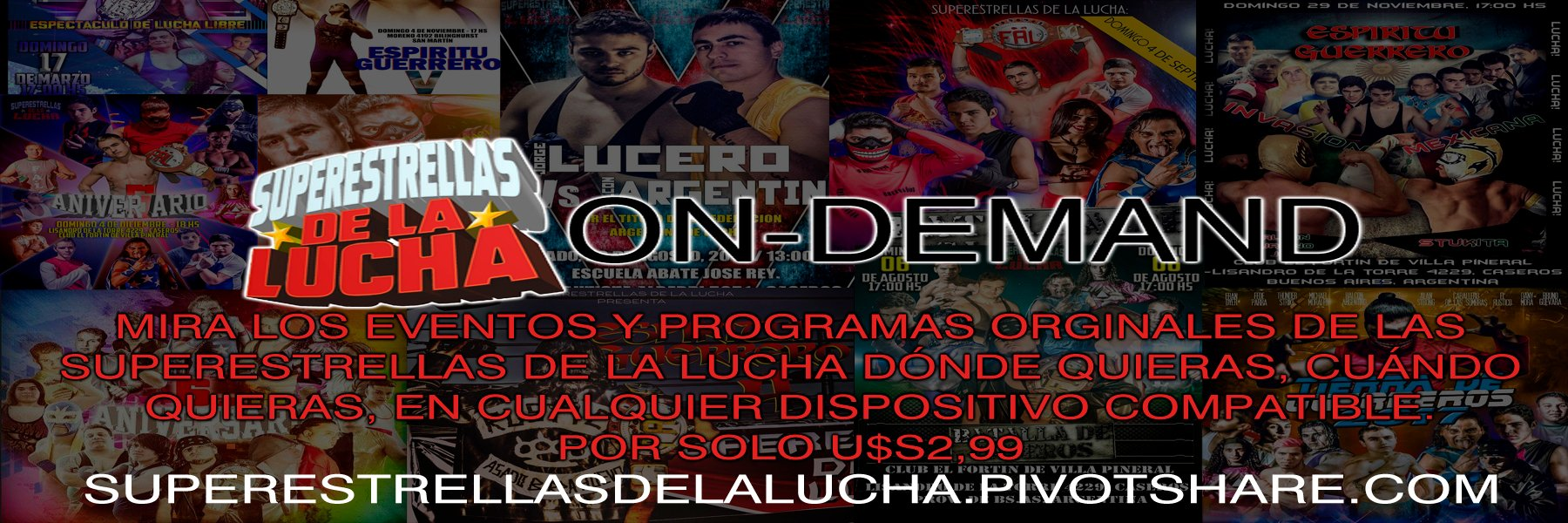 Luchas individuales