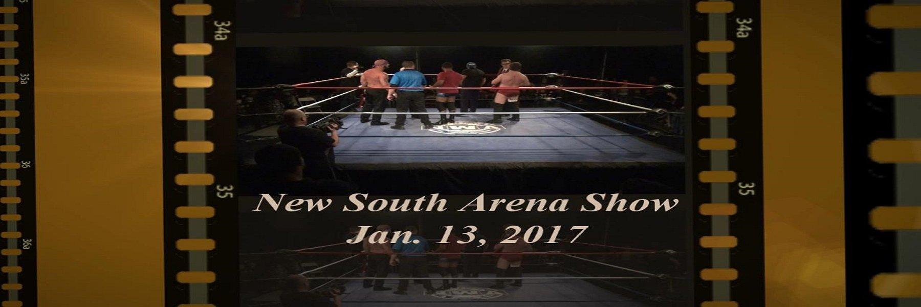 Arena Show Jan. 13 2017