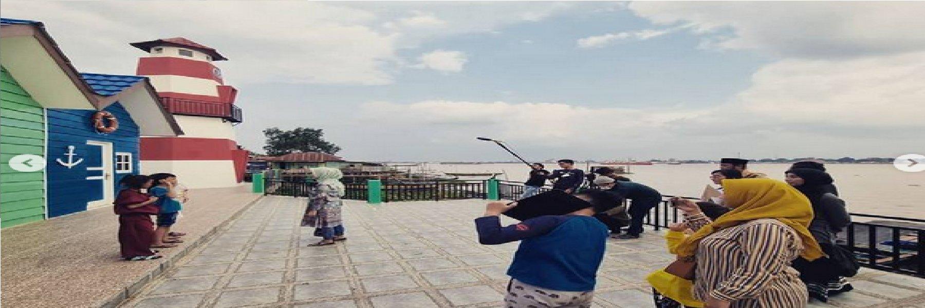 River Home Not Alone, Palembangnovela Kids Serial Original