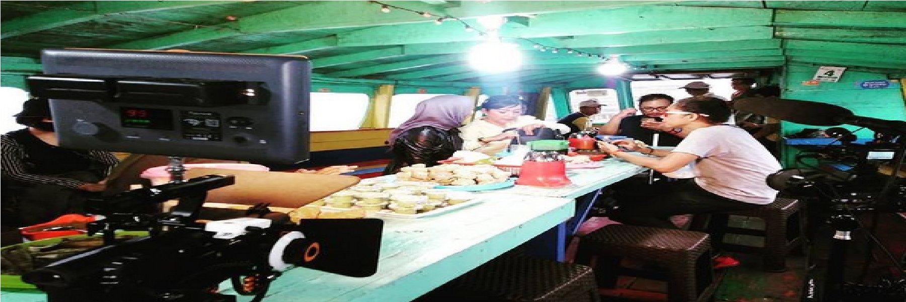 Palembangnovela River Boat Studio