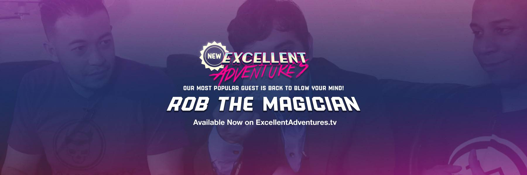 Be ready to be dazzled by some smooth magic tricks!