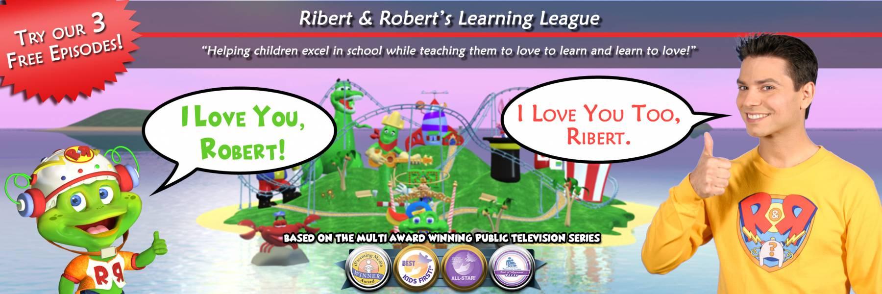 Ribert & Robert's Learning League