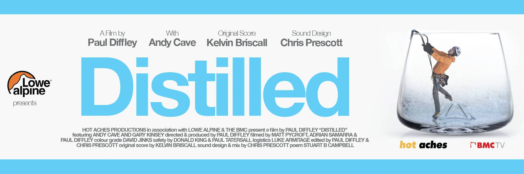 Distilled - Available Now!