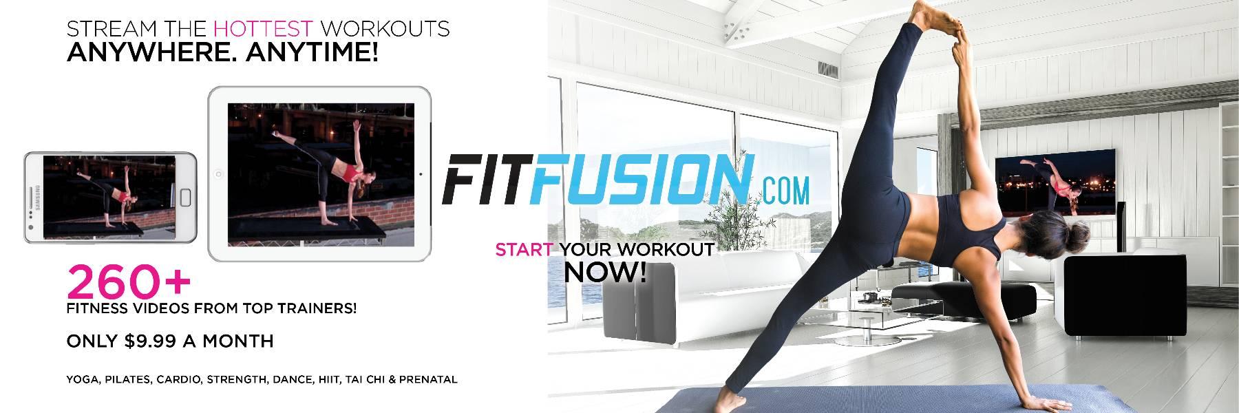 Yoga, Pilates, Cardio, Strength and More!