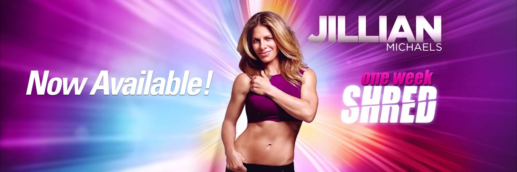 One Week Shred with Jillian Michaels