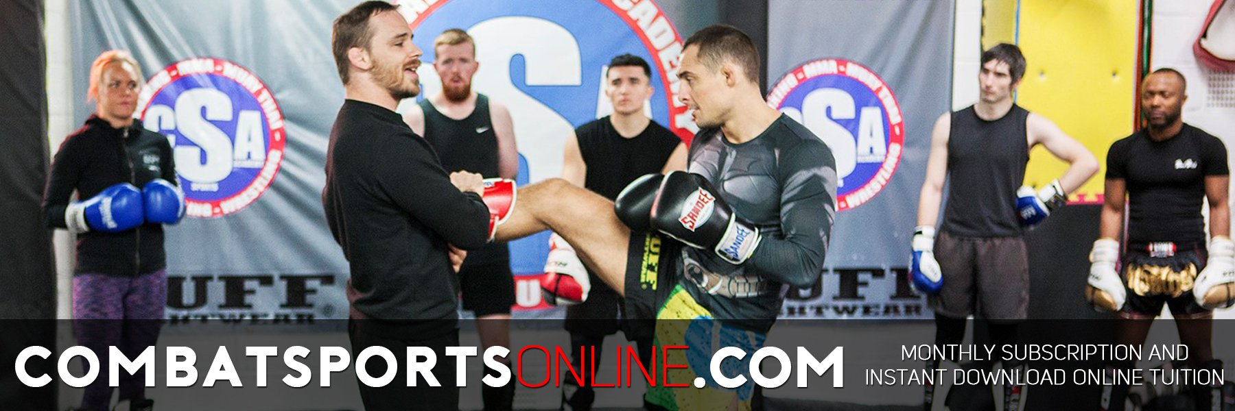 Subscribe to Combat Sports Online