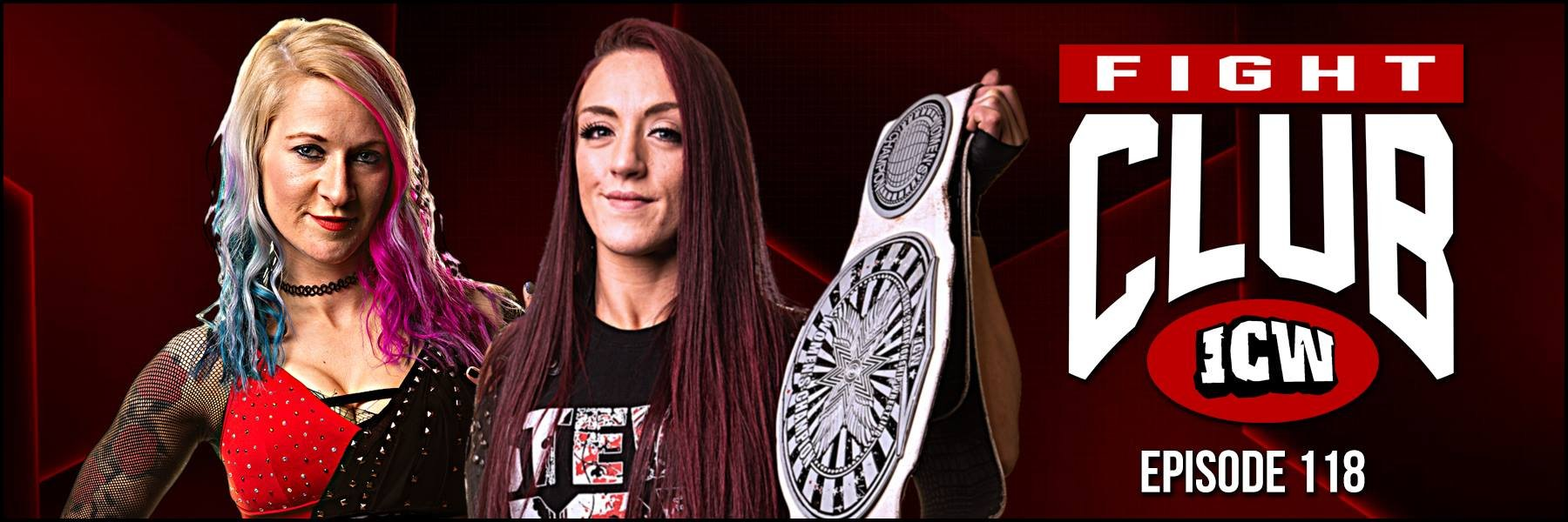 Kay Lee Ray defends the ICW World Women's Championship!