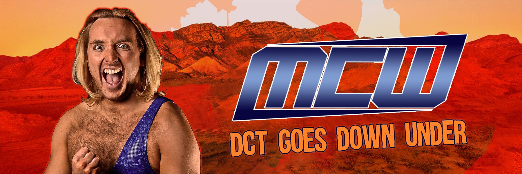 Watch DCT's exploits in Oz with our Melbourne City Wrestling section!