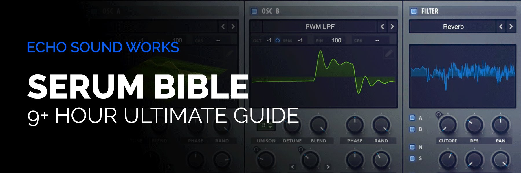 The ultimate guide to Xfer Records Serum