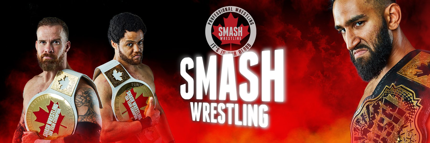 Every Episode of Smash Wrestling on Fight Network