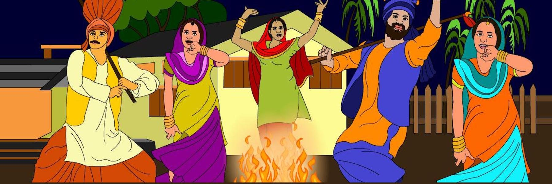 Wishing you a happy harvest season. Happy Lohri/Makar Sankranti/Pongal!