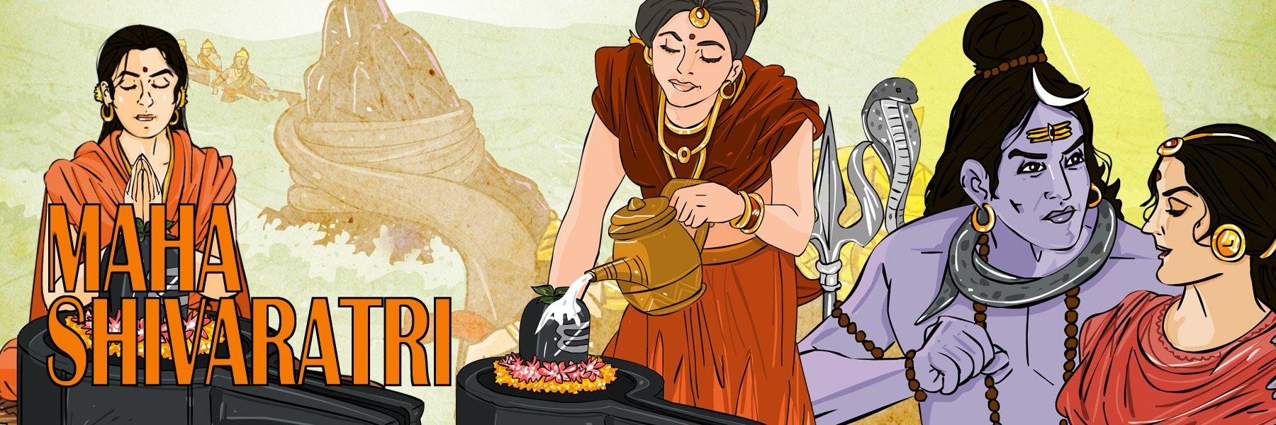 Let's celebrate Maha Shivaratri!