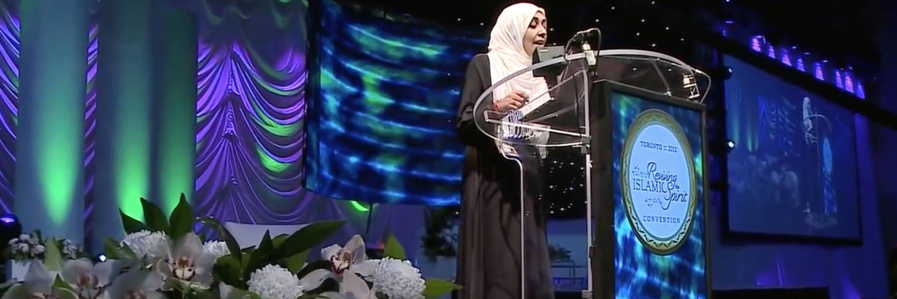 Amazing Lectures from Yasmin Mogahed