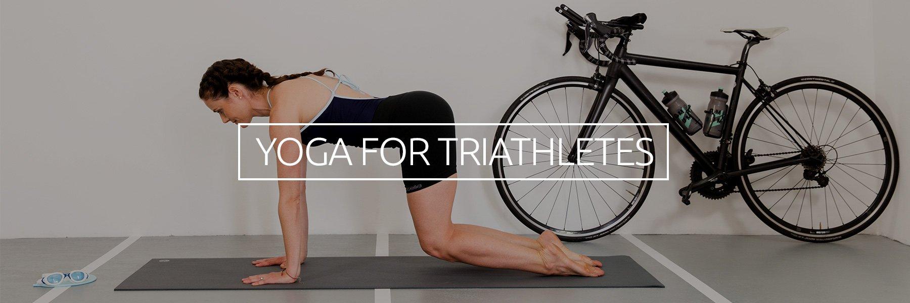 Optimize your swim, bike, and run.