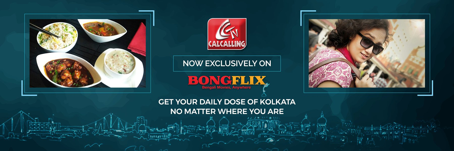 CalCallingTV Now Exclusively On BongFlix