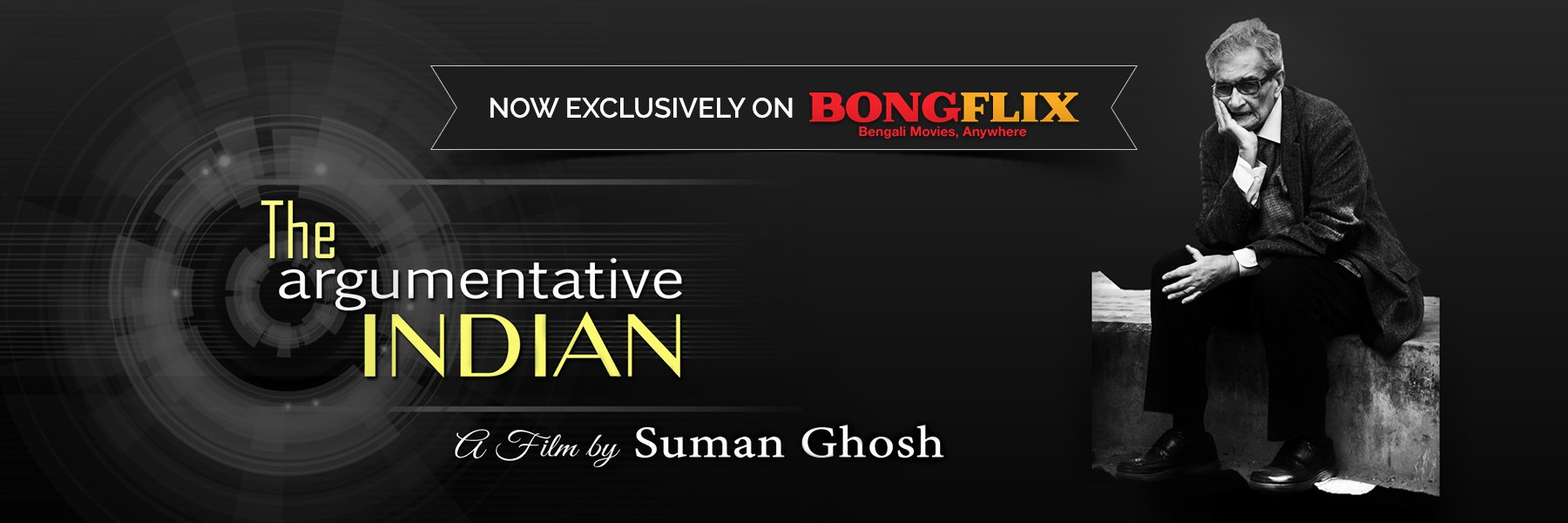 The Argumentative Indian Now Exclusively On BongFlix