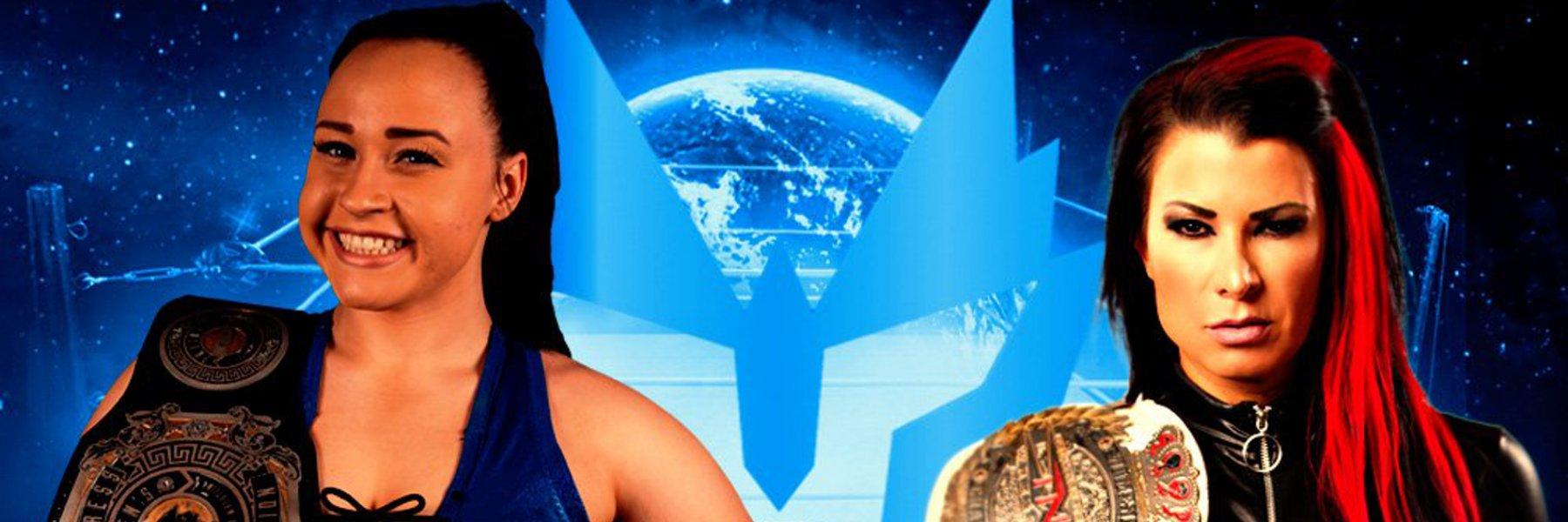 Jordynne Grace vs Lisa Marie Varon - PROGRESS Title Match @ Warrior