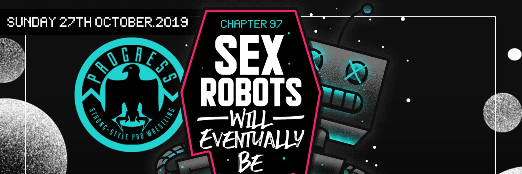 NEW - Chapter 97: Sex Robots Will Eventually Be Capable Of Murder