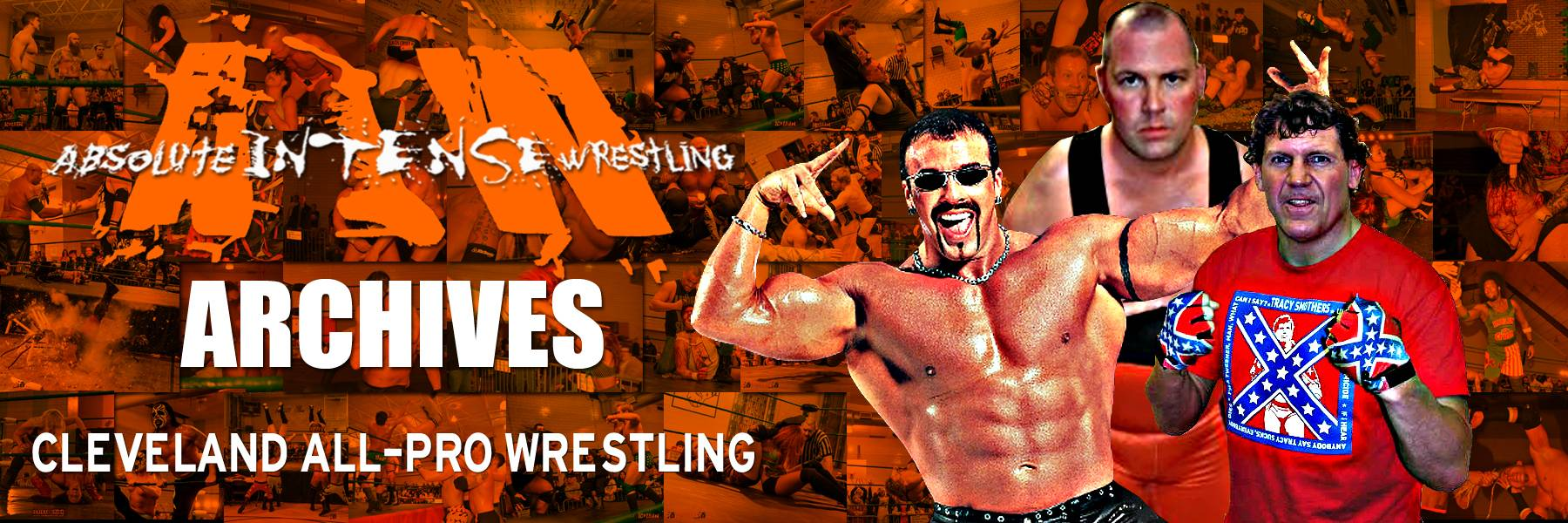 Absolute Intense Wrestling Archives | The Most Intense Wrestling In The United States! | Watch Online Videos Free for 2 weeks