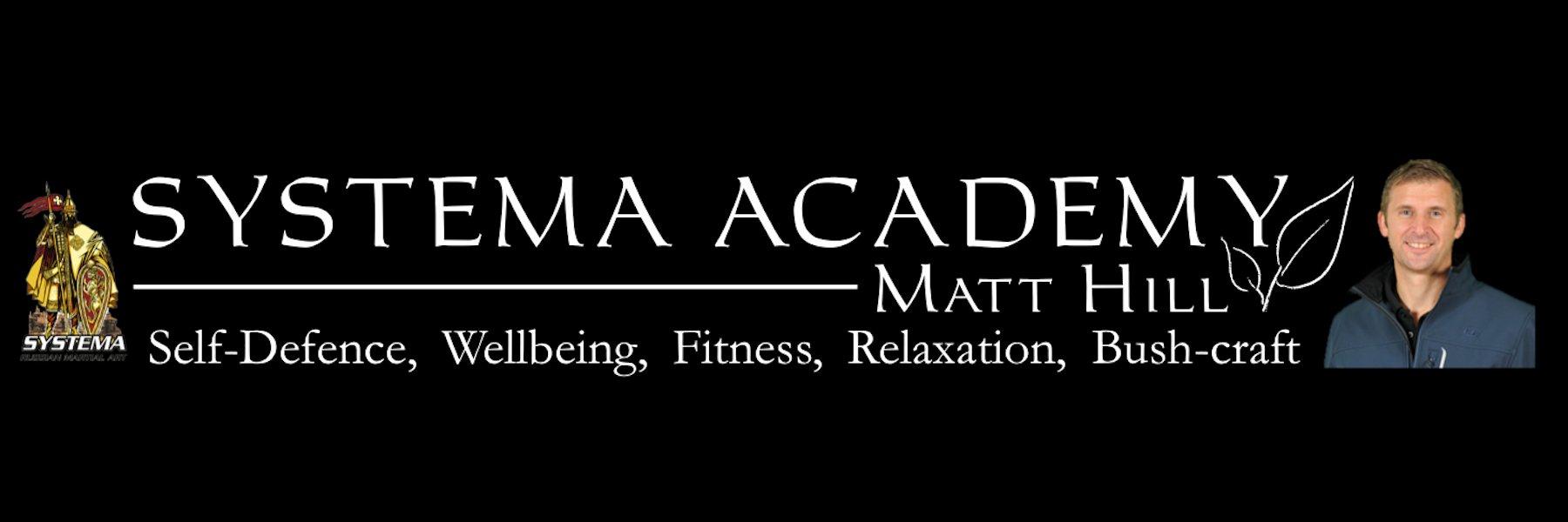 Systema Academy - Health and Self Defence Skills