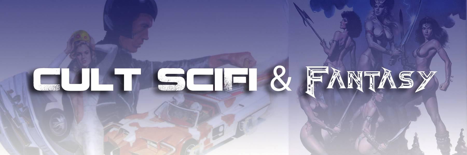 Cult Sci Fi & Fantasy