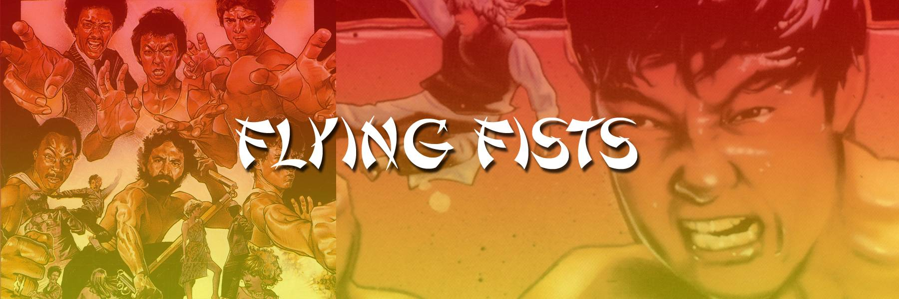 Flying Fists