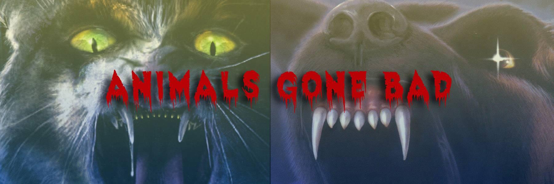Animals Gone Bad