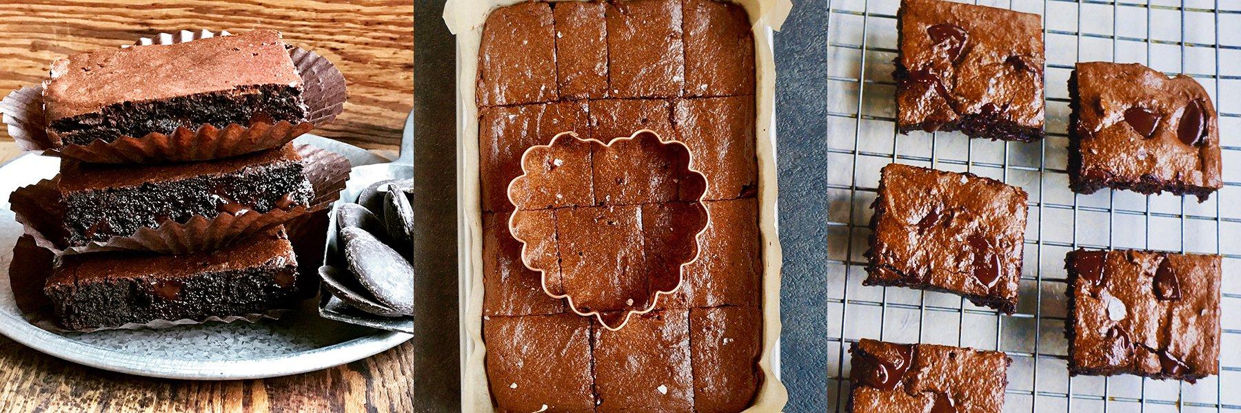 Brownies Espectaculáres - Webinar en Español