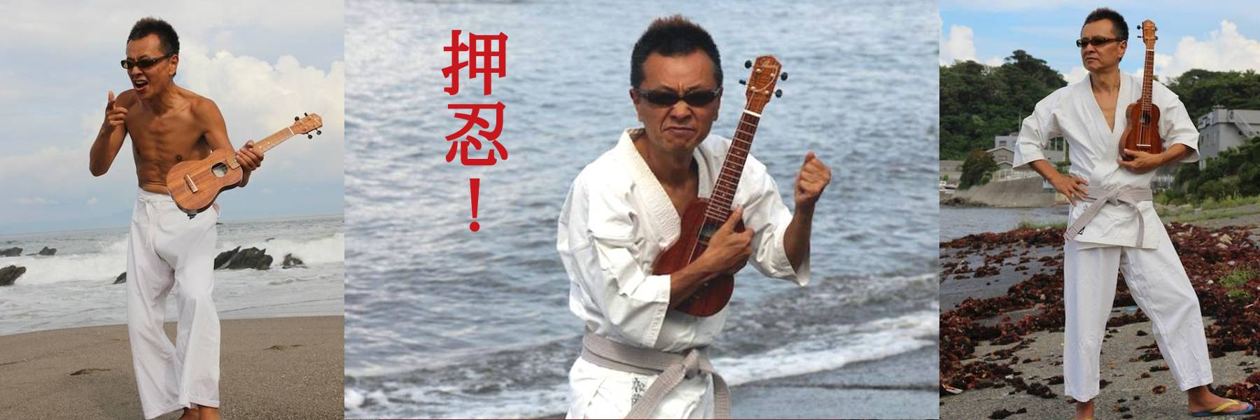Enjoy IWAO's Super Ukulele Lessons!