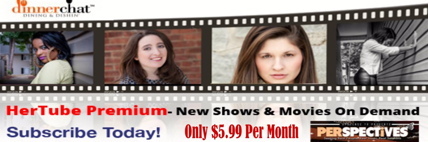 Great Shows & Movies For Women All In One Place