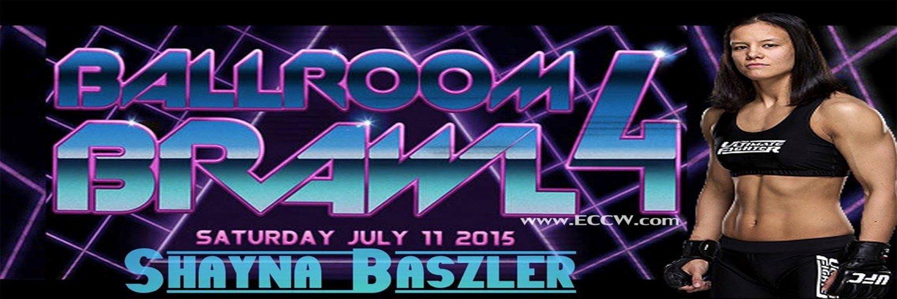 ECCW Ballroom Brawl IV 7/11/15