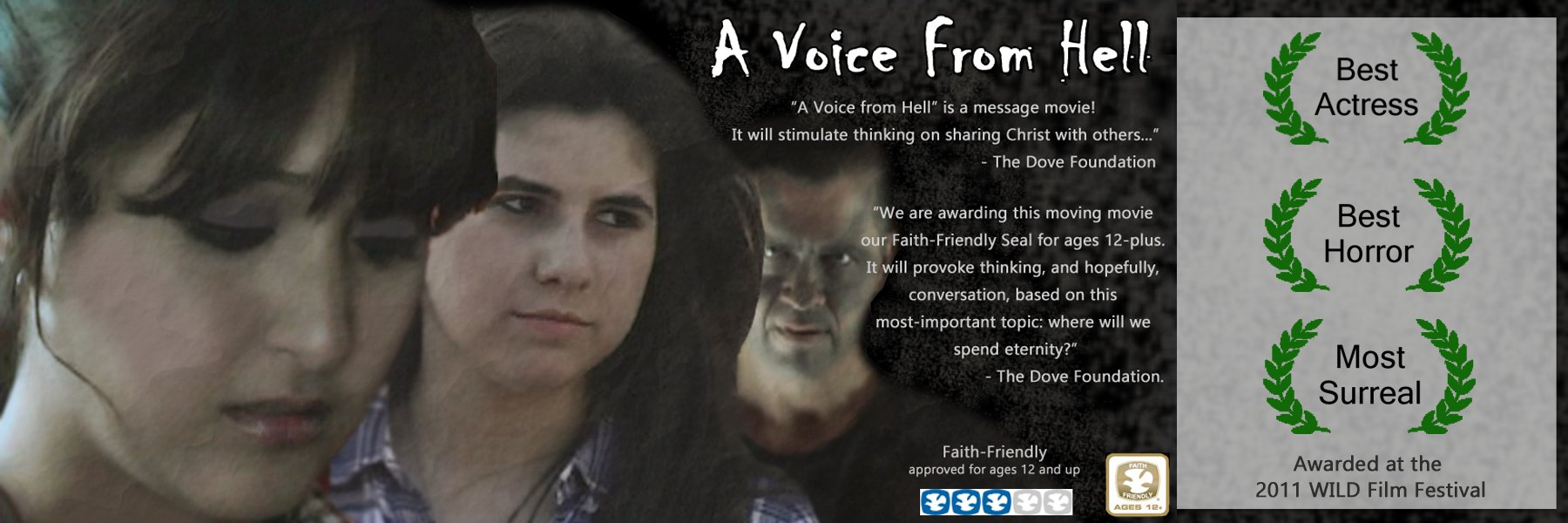 A Voice From Hell - Official Full Movie