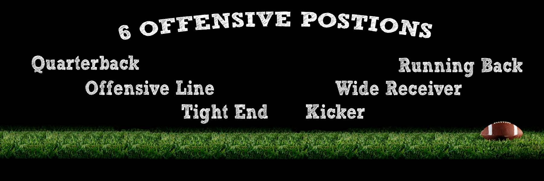 Click here for Offensive Position Videos