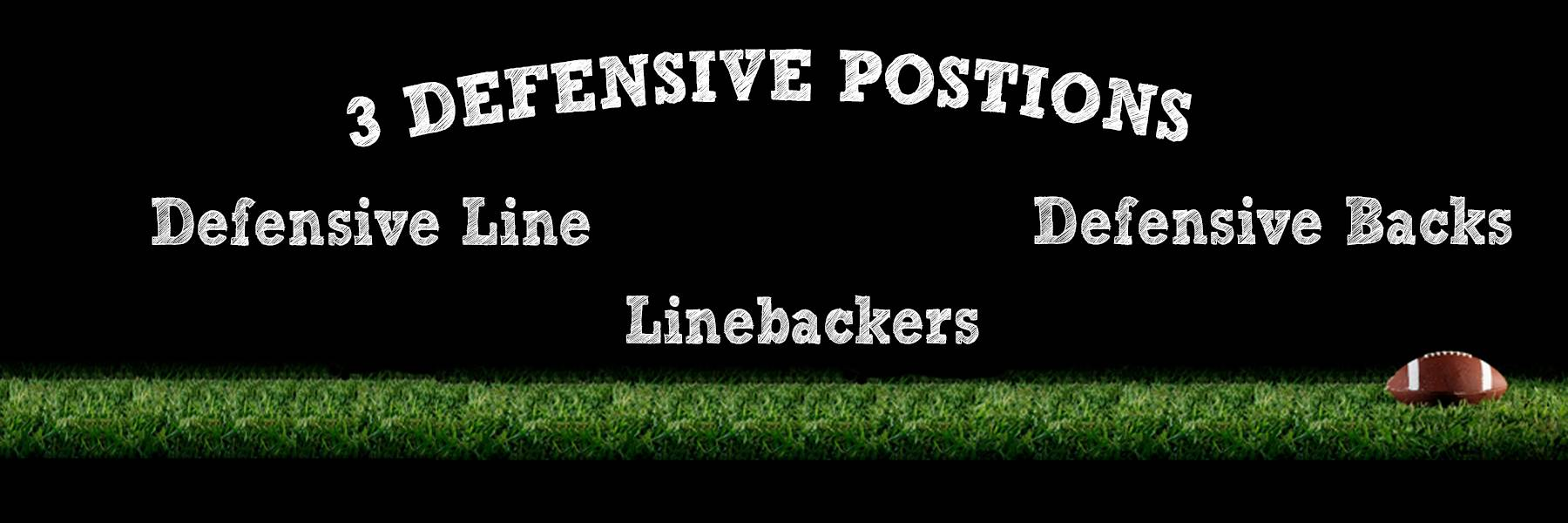 Click here for Defensive Position Videos