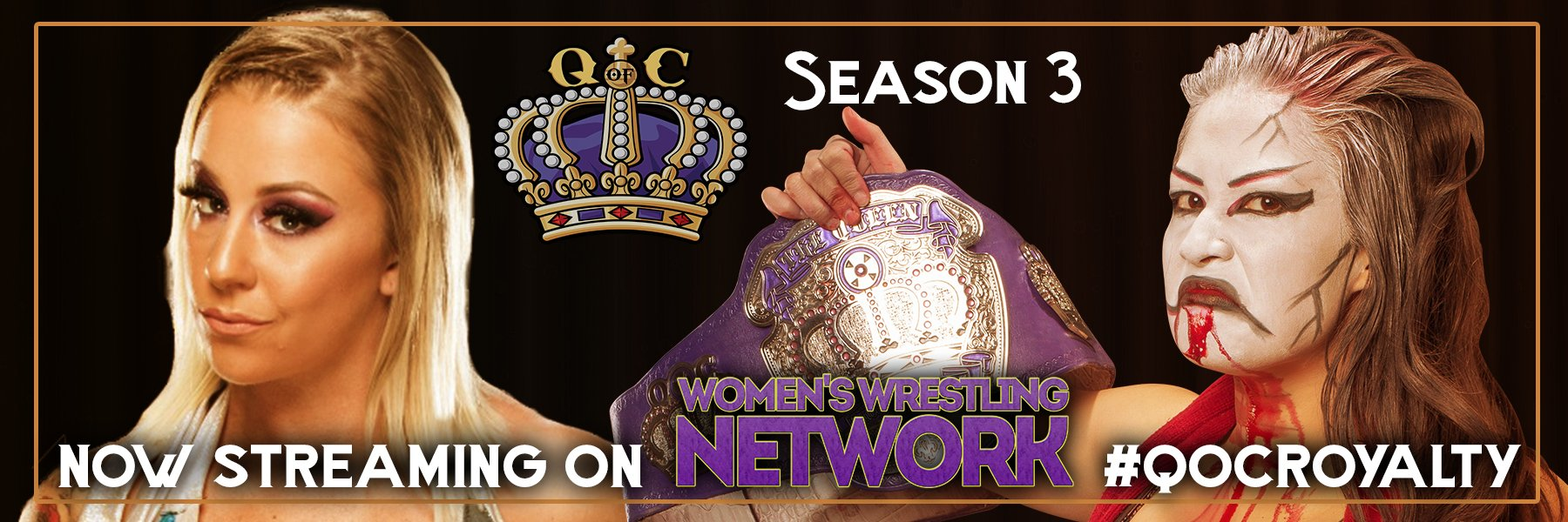 Subscribe to Women's Wrestling Network