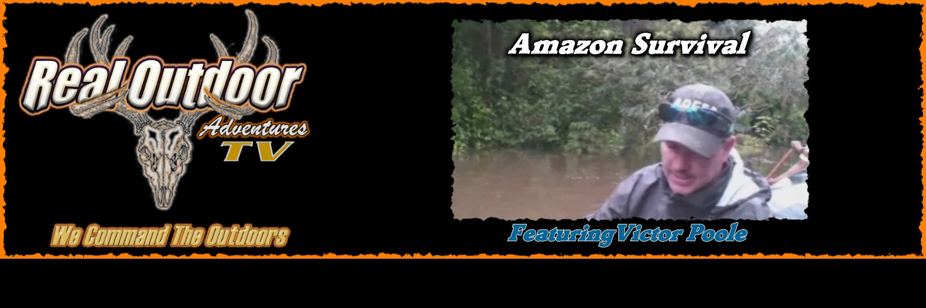 Amazon Survival Episode One, Creatures of The Night