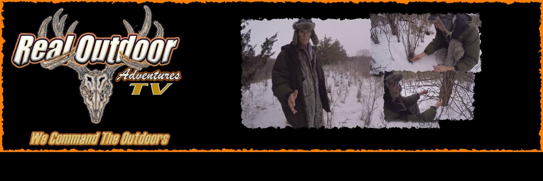 Bruce Buckshot Hemming - Rabbit Snare Trappings Basics