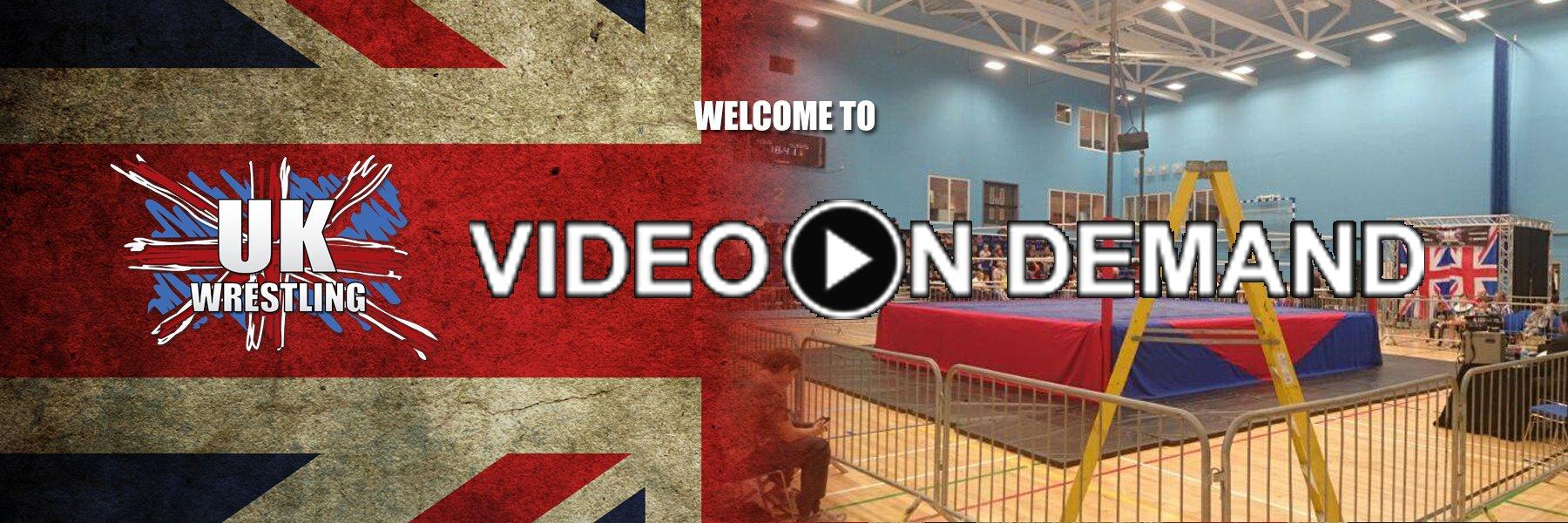 UK Wrestling 24/7
