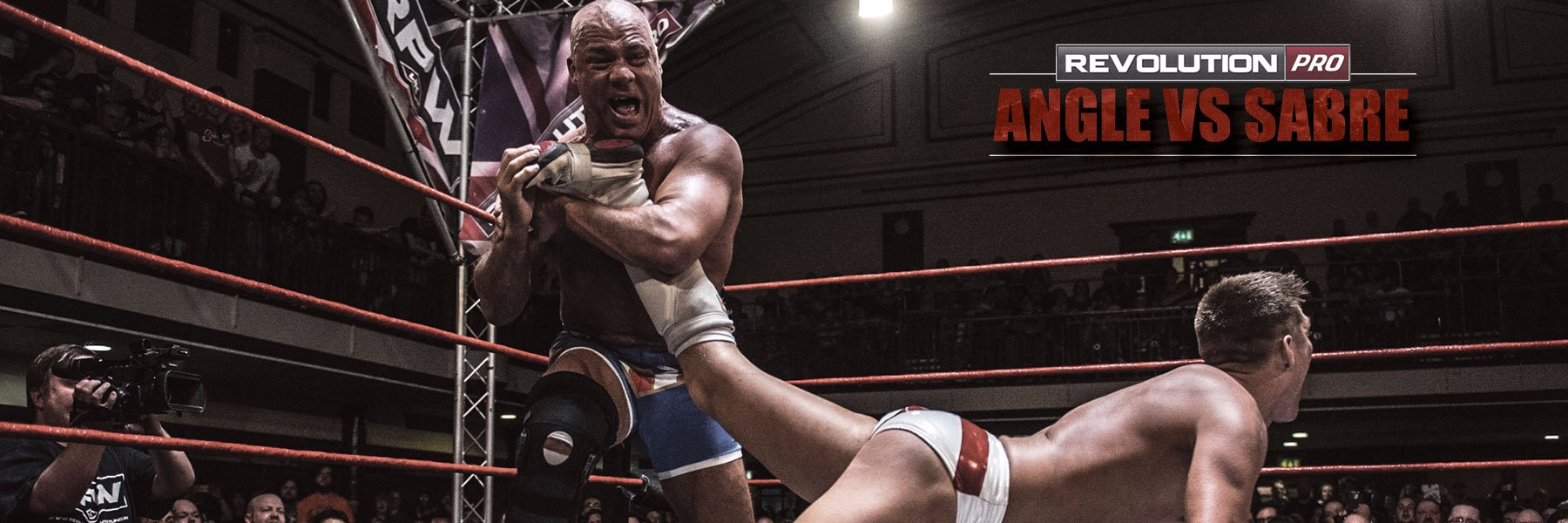 KURT ANGLE VS ZACK SABRE JR - IT'S TRUE, IT'S DAMN TRUE!