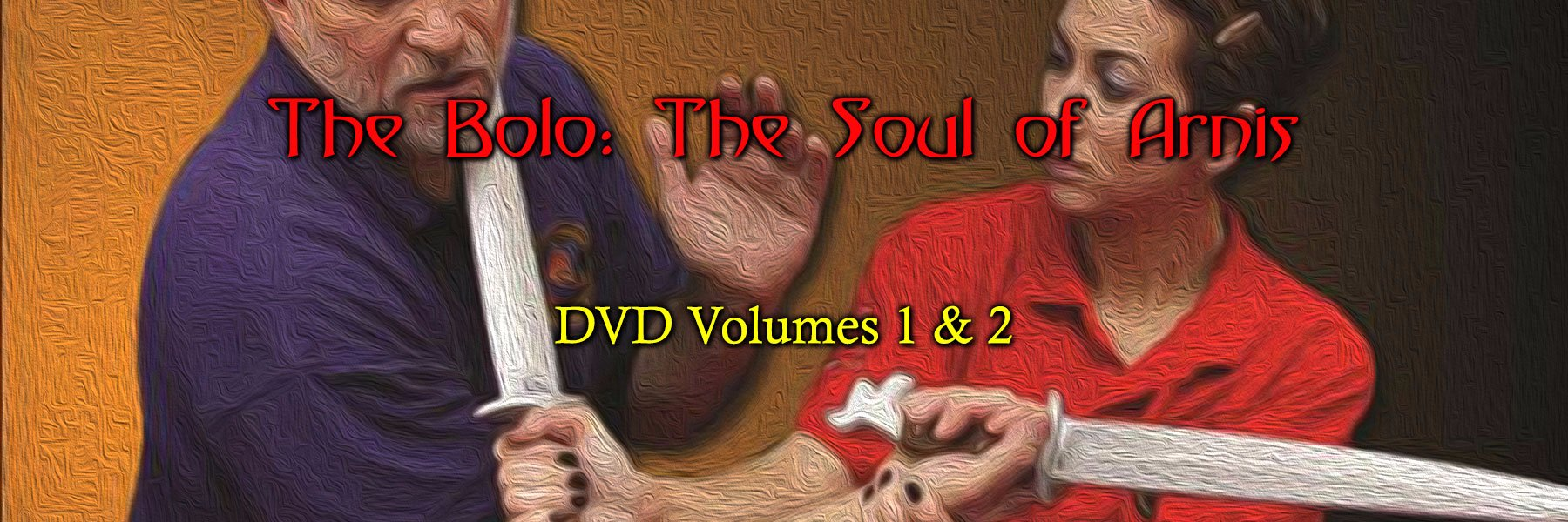 The Bolo: The Soul of Arnis by GM Bram Frank  - Buy - Rent - Subscribe -