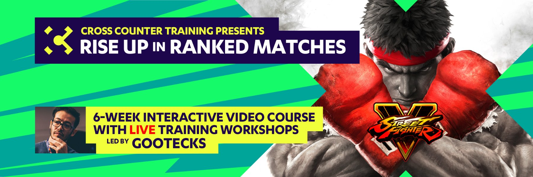 Improve your win rate in Street Fighter V and #riseup in Ranked Matches!