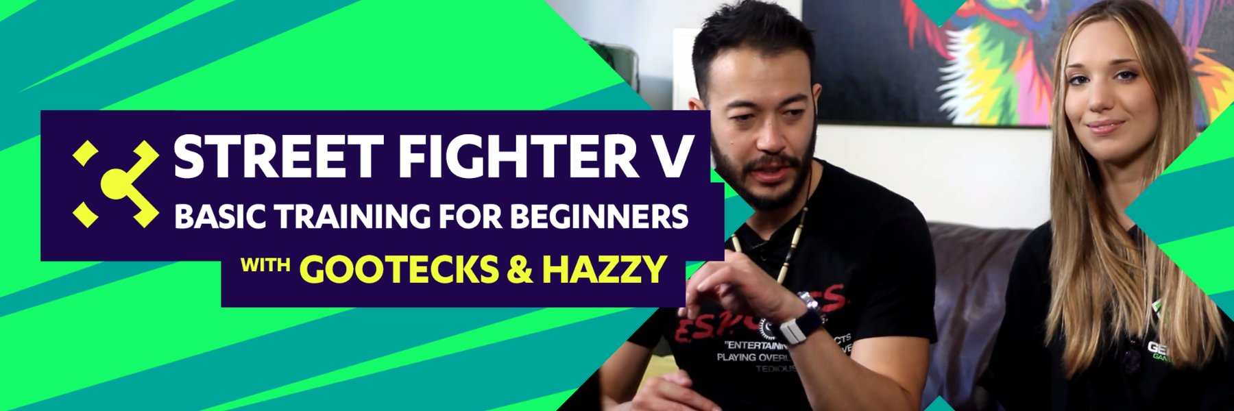 Follow along with Hazzy's journey to becoming a stronger player