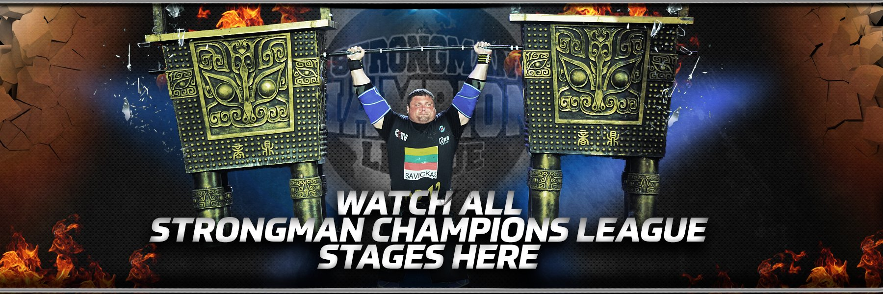 STRONGMAN WORLD SERIES | Watch us! Anytime , Anywhere , All over the World!             | Watch Online Videos for Just $7.95