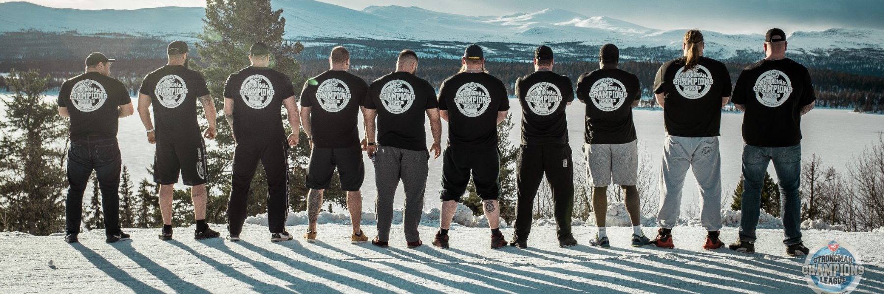 "STRONGMAN CHAMPIONS LEAGUE  "" WORLD SERIES """