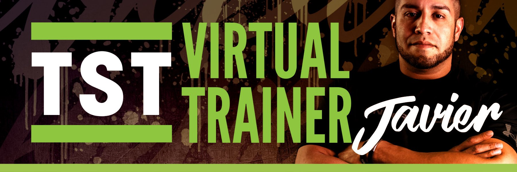 TST Virtual Trainer with Javier