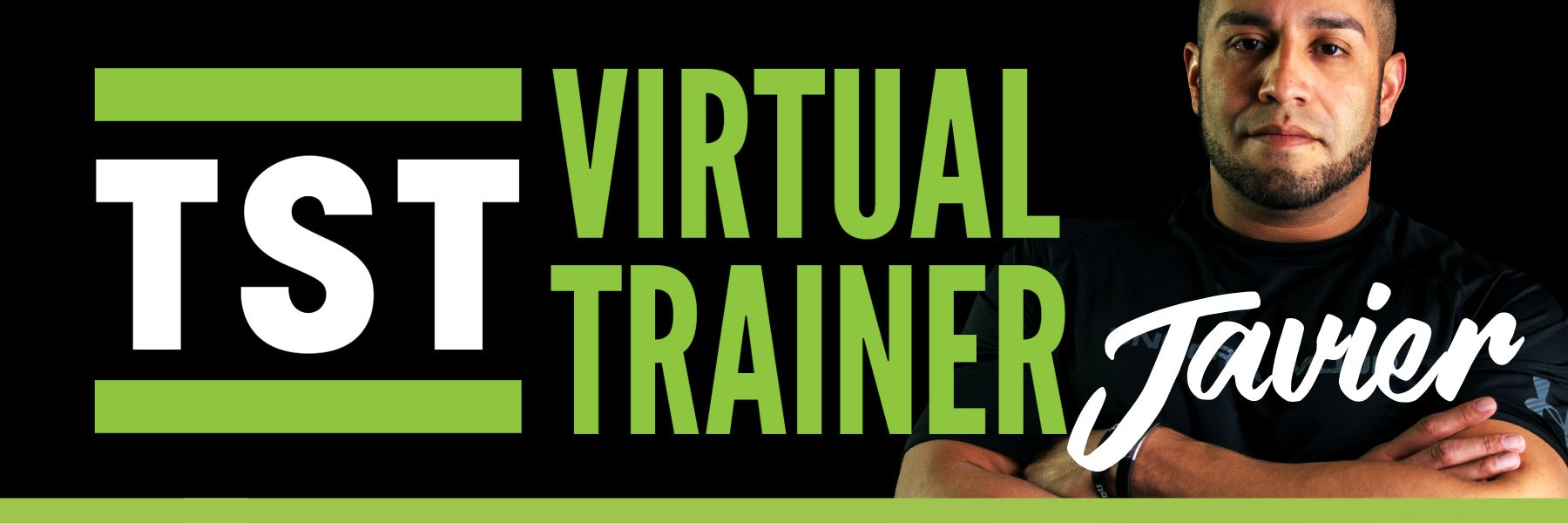 TST20 Virtual Trainer with Javier
