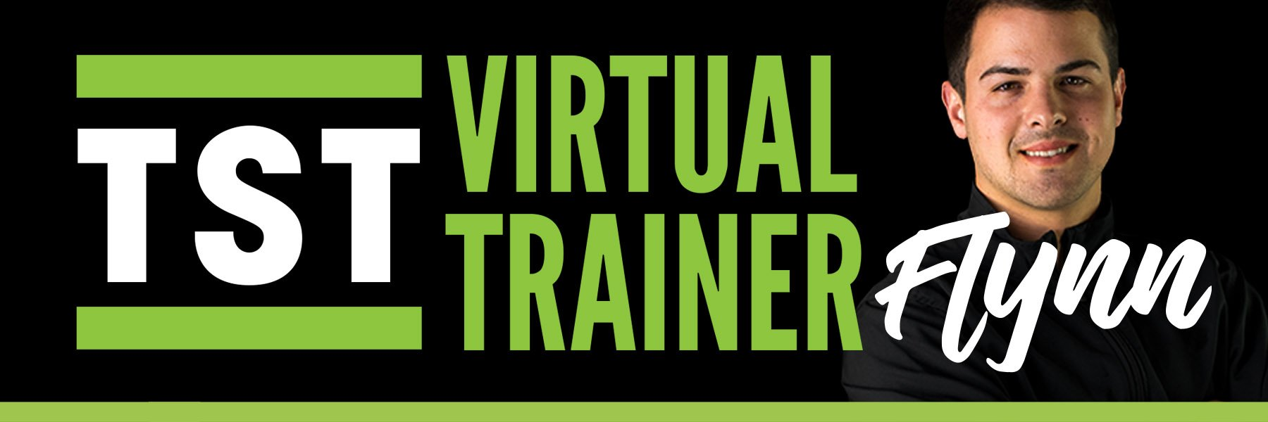 TST20 Virtual Trainer with Guest Trainer Flynn