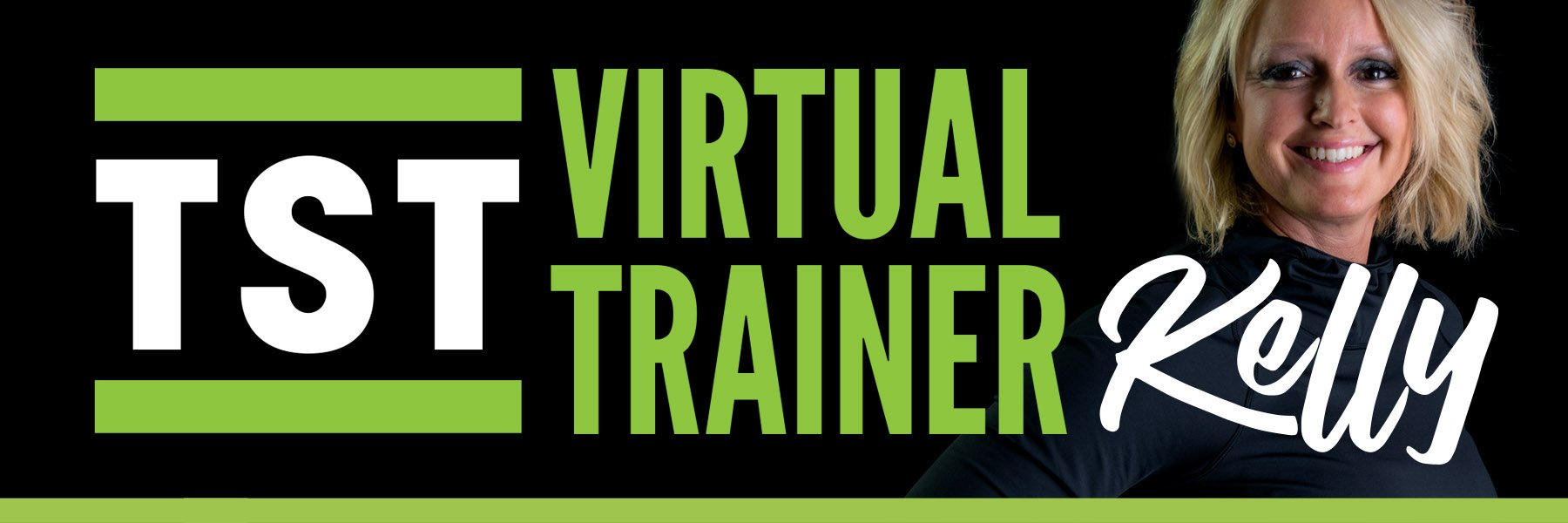 TST20 Virtual Trainer with Kelly